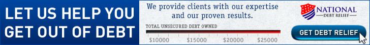 Get Debt Relief