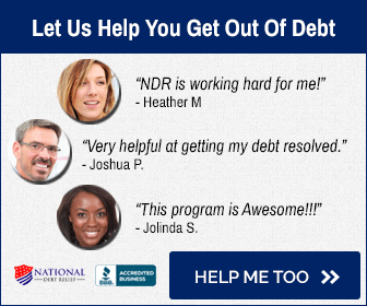 National Debt Relief - Let Us Help You Get Out Of Debt