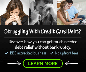 Struggling With Credit Card Debt?