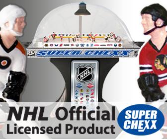 Ice Chexx Bubble Hockey