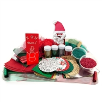 Holiday Activity Kit - Everything you need for a crafty holiday!