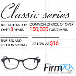 Classic Glasses, Timeless Fashion. As low as $16