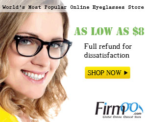 e893febc673 Be cool right away! Disclosure  I received this pair of eyeglasses from  Firmoo ...