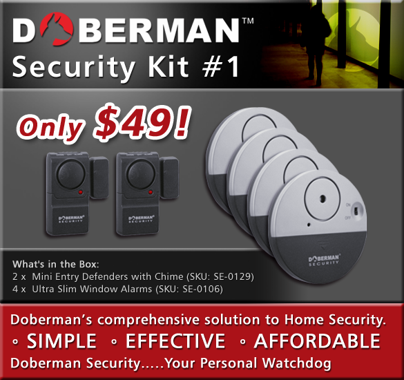 Home Security Kit 1