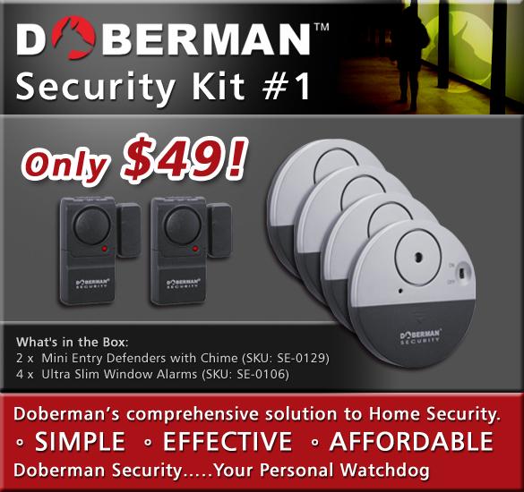 Doberman Security @ Shop4Stuff.Biz