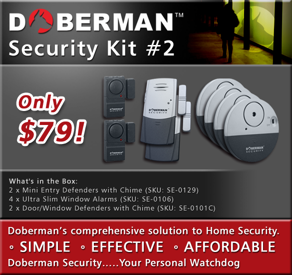 Home Security Kit 2