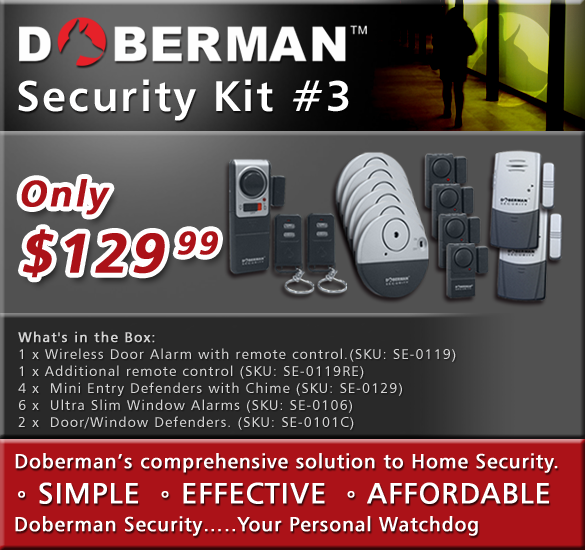 Home Security Kit 3