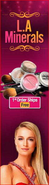 Free Shipping First Order at LA Minerals