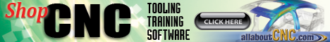Shop CNC Tooling, Training, Software