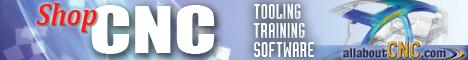 Shop CNC Tooling, Training, Software