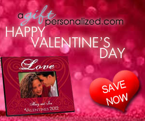 Personalized Valentines Day Gifts