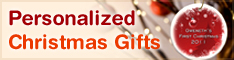 AGiftPersonalized.com Christmas Gifts