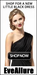 EveAllure Little Black Dress
