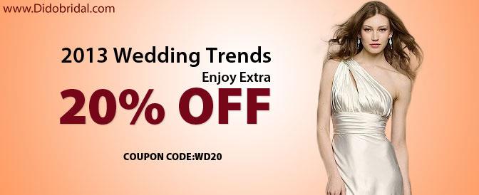 DidoBridal Wedding Dresses for 2013
