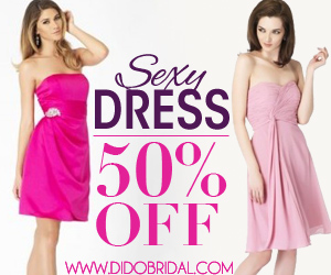 DidoBridal Dresses 50% Off