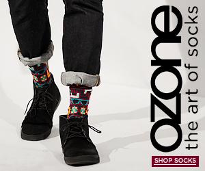 Ozone Socks Discount Code