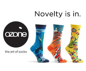 OzoneSock.com - The Art of Socks!