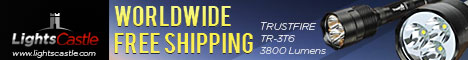 Worldwide Free Shipping! LightsCastle