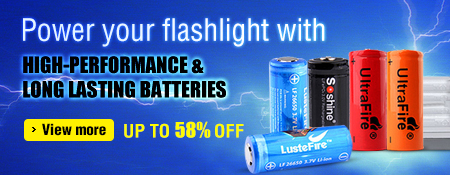 High performance and long lasting batteries
