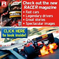 Subscribe to RACER magazine