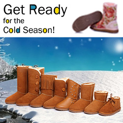 Snow Boots On Sale:Get Ready for the Cold Season!free shipping@panda-fly.com