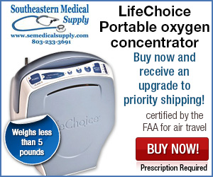Life Choice O2 Concentrator