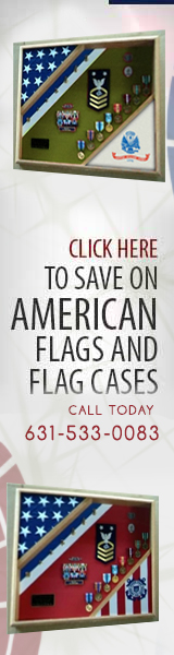 50% off flag cases and military gifts