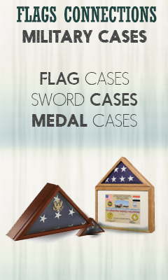 Save Over 50% on Flag Frames, Military Frames, and Military Gifts