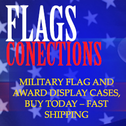 Up to 50% savinf on american flages, flag cases, and military gifts