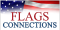 Flags connections offers Discount American flags , and Flag display cases