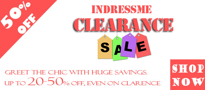 Indressme clearance sale