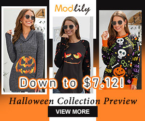 Modlily Halloween 2020 Collection Preview