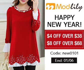 $4 off over $38m,$8 off over $68 , code:new0101,end on  01/06