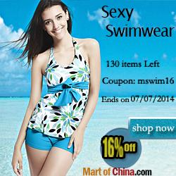 16% off Swimwear 250*250