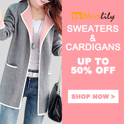 Sweaters & Cardigans Up to 50% Off