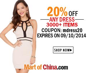 20% Off Dress 300*250
