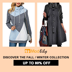 Discover the Fall/Winter Collection Up to 80% Off