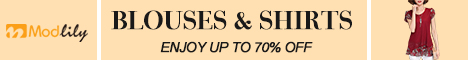 Blouses $ Shirts Enjoy Up to 70% Off