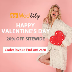 Happy Valentine's Day  20% Off Sitewide  Code: love28 End on: 2/28