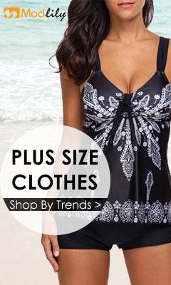 Plus Size Clothes Shop By Trends