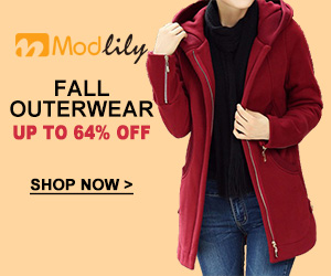 Fall Outerwear Up to 64% Off