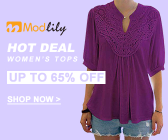 Hot Deal Women's Tops  Up to 65% off