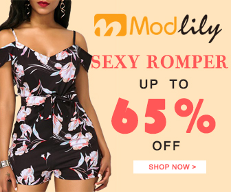 Sexy Romper Up to 65% off