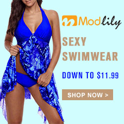 Sexy Swimwear Down To $11.99