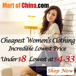 Women's Clothing Under $8