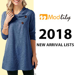 2018 New Arrival Lists