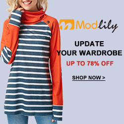 Update Your Wardrobe Up to 78% Off