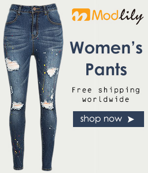 Women's Pants Free shipping worldwide