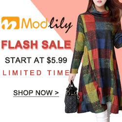 Flash Sale Start at $5.99