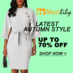 Latest Autumn Style Up to 70% Off